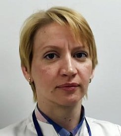 Булгакова Марагарита Владимировна