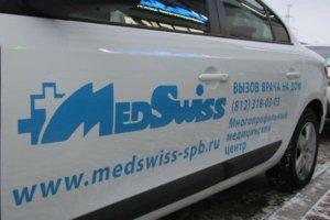 Машина MedSwiss
