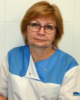 Gorohova Svetlana Leonidovna