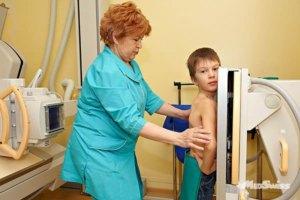 Лечение в отделении педиатрии
