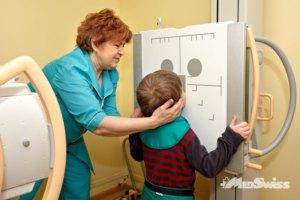 Лечение в отделении педиатрии MedSwiss