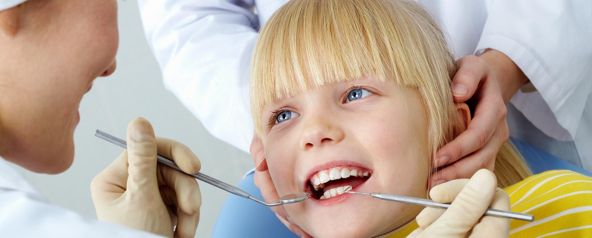 Платный прием детского стоматолога