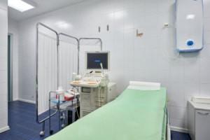 Кабинет УЗИ - диагностики