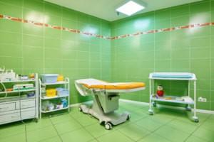 Кабинет детской хирургии