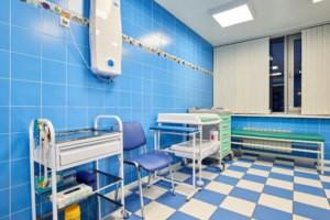 Кабинет педиатрии