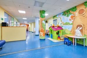 Кабинет отделения педиатрии
